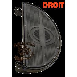 Repose pied DROIT - Caoutchouc