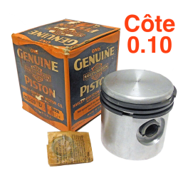 Piston complet - 0.10 NOS
