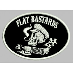 Patch Flat Bastards Racing