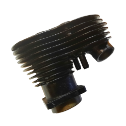 Cylindre arrière en fonte