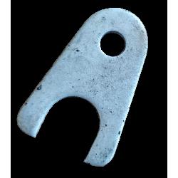 Clip molette cable compteur