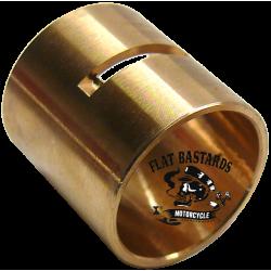 Bague bronze axe bielle